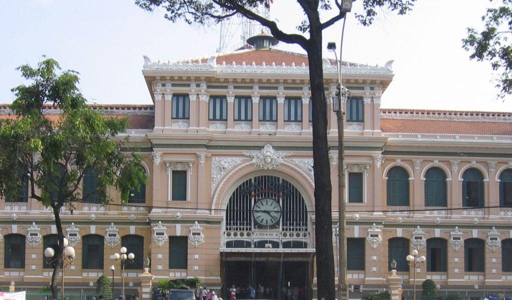 Posta Centrale di Ho Chi Minh