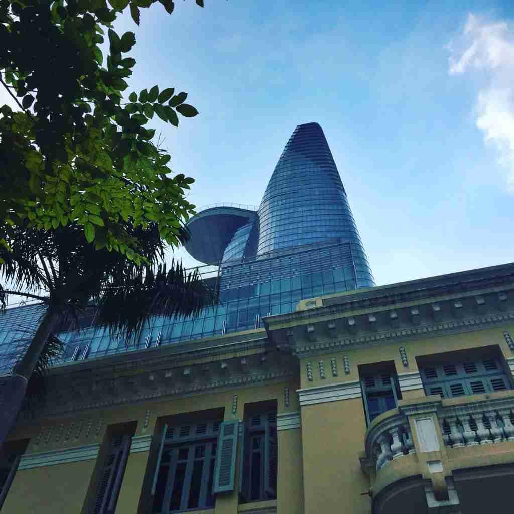 Bitexco Tower Ho Chi Minh