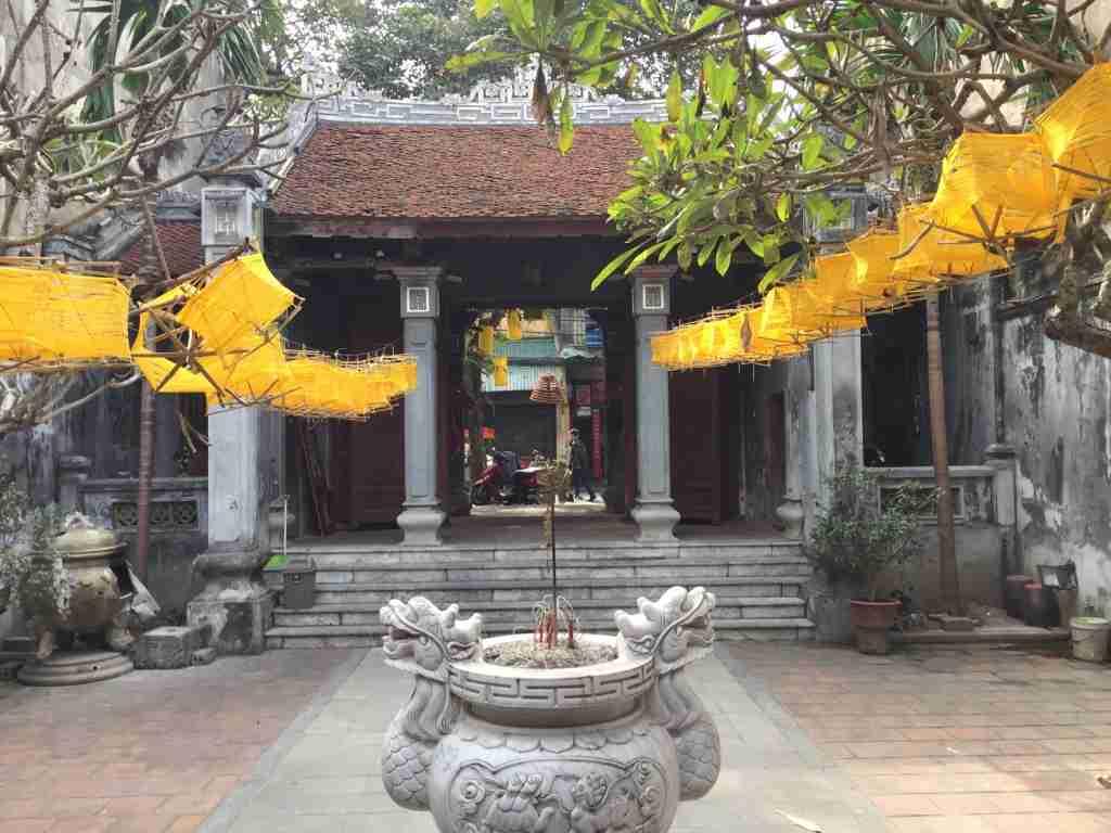Tempio di Hai Ba Trung