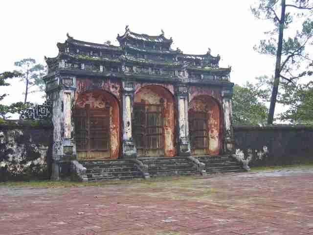 Hué la capitale imperiale del Vietnam