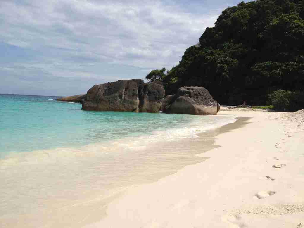 Similan Island Le isole della Thailandia