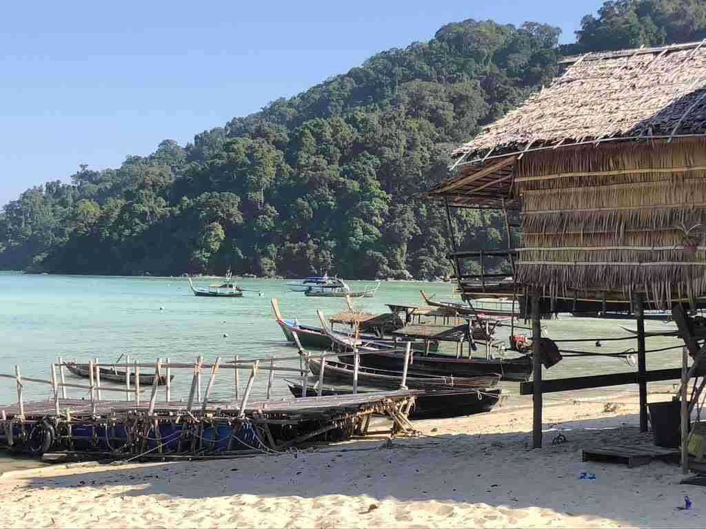 Moken Village Le isole della Thailandia