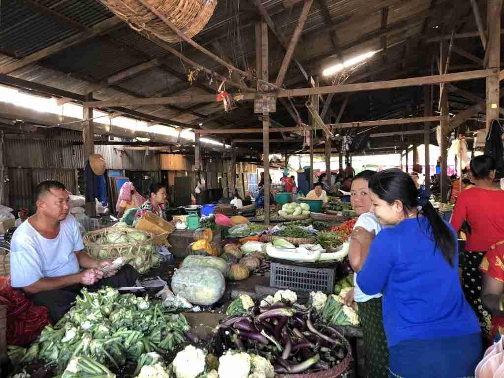 mercato di Dalah