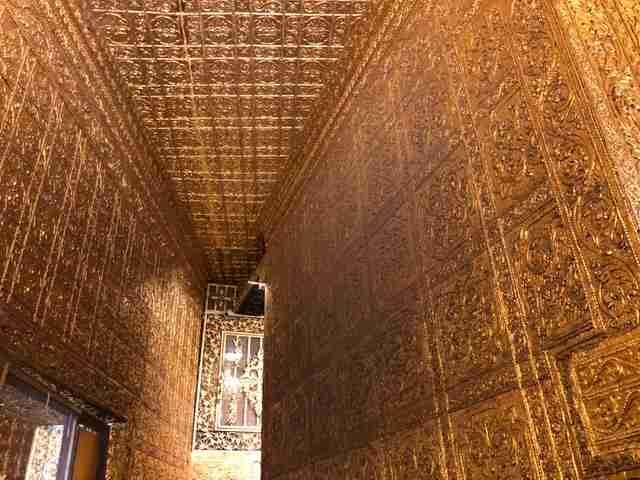 Boutaung Paya corridoio d'oro