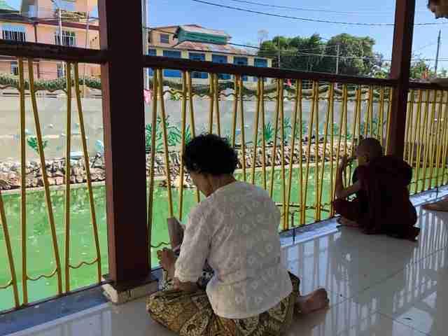 Boutaung Paya Yangon