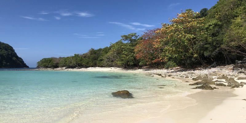 Koh Rok Le isole della Thailandia