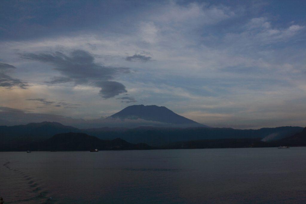 Gunung Agung Vulcano di Bali