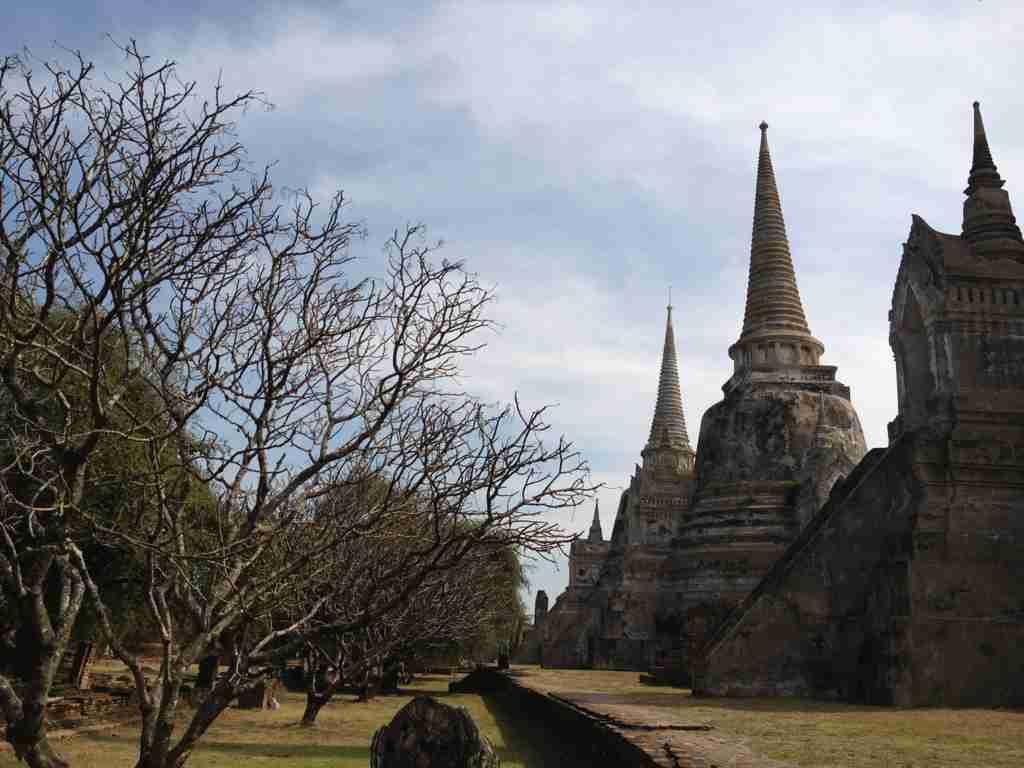 Wat Phra Sanphet Ayutthaya