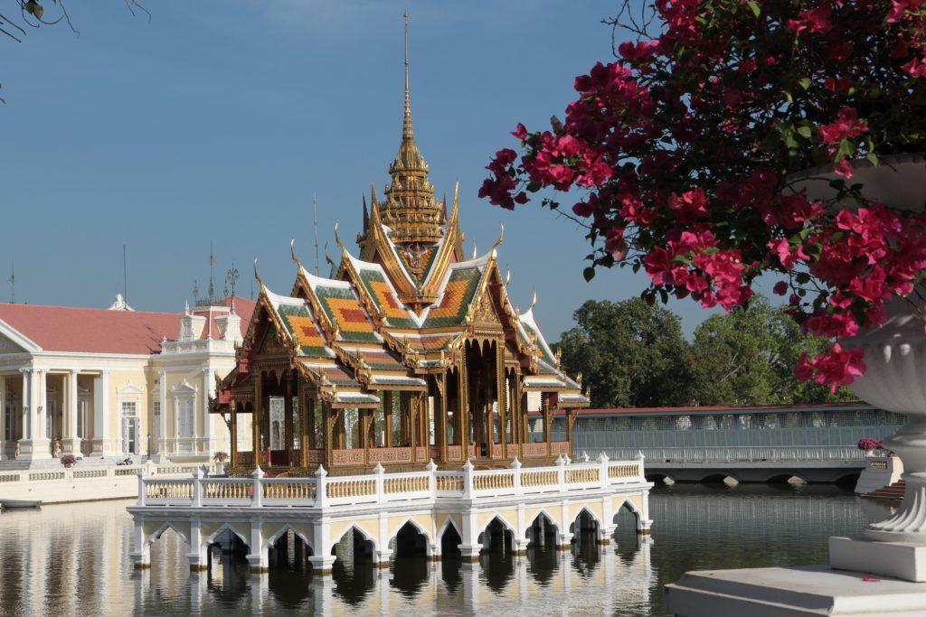 Palazzo Reale Bang Pa In Ayutthaya, Bang Pa In e Damnoen Saduak