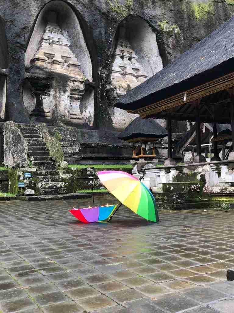 Pura Gunung Kawi i templi di Bali