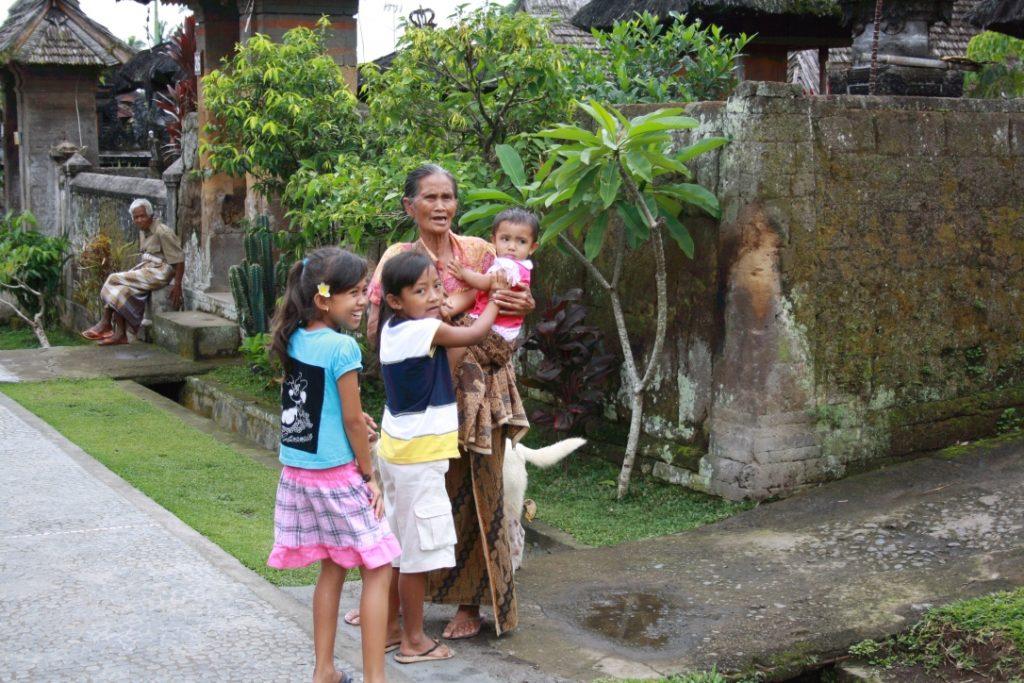 Il villaggio di Penglipuran