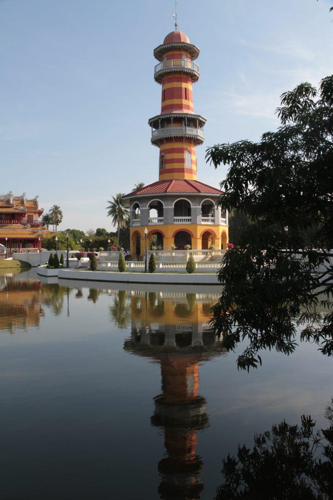 Ayutthaya, Bang Pa In e Damnoen Saduak