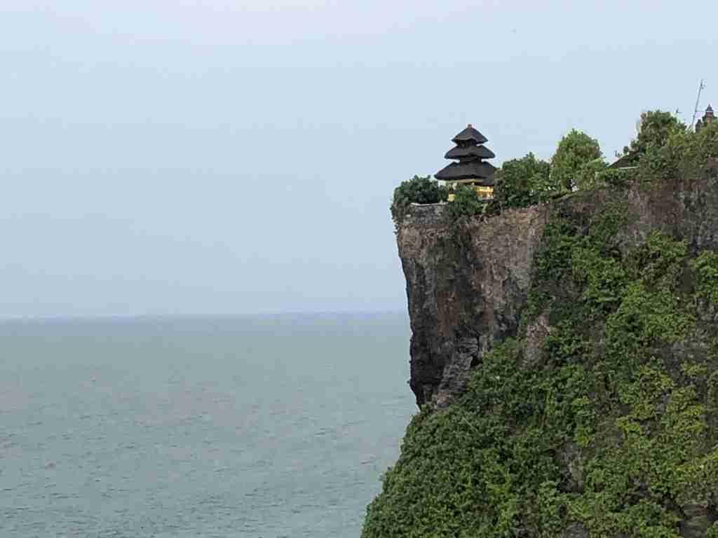 Pura Luhur Uluwatu i templi di Bali