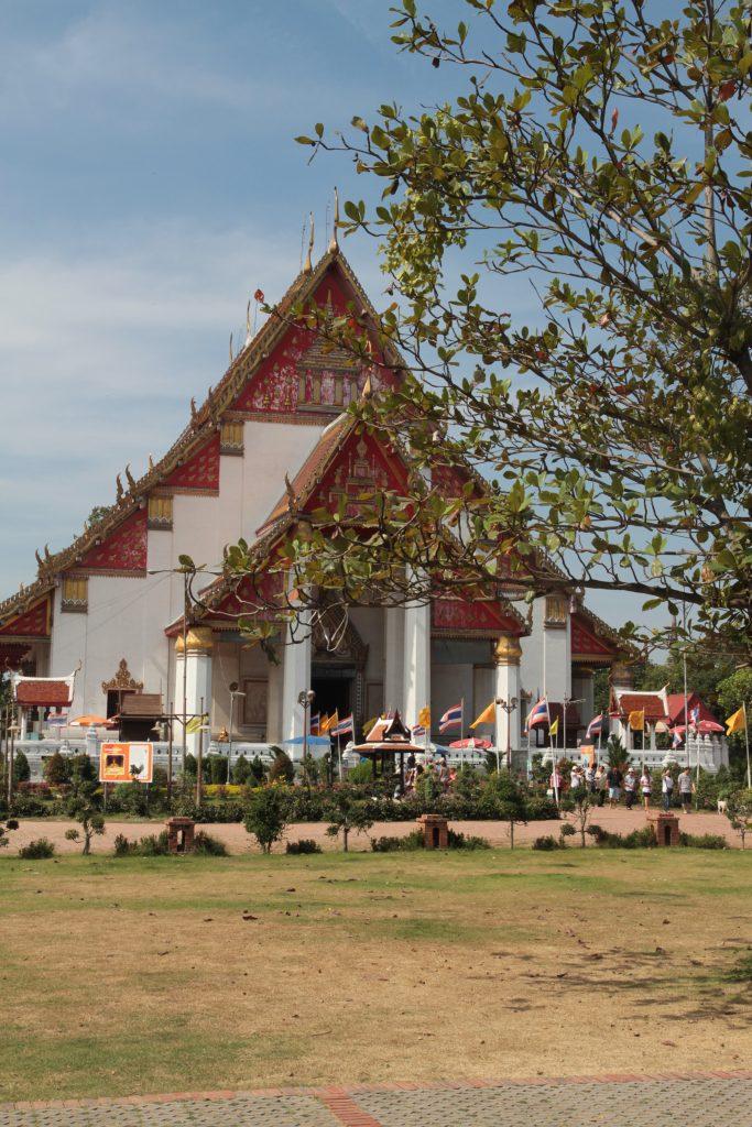 Wihaan Mongkhon Bophit Ayutthaya, Bang Pa In e Damnoen Saduak Ayutthaya