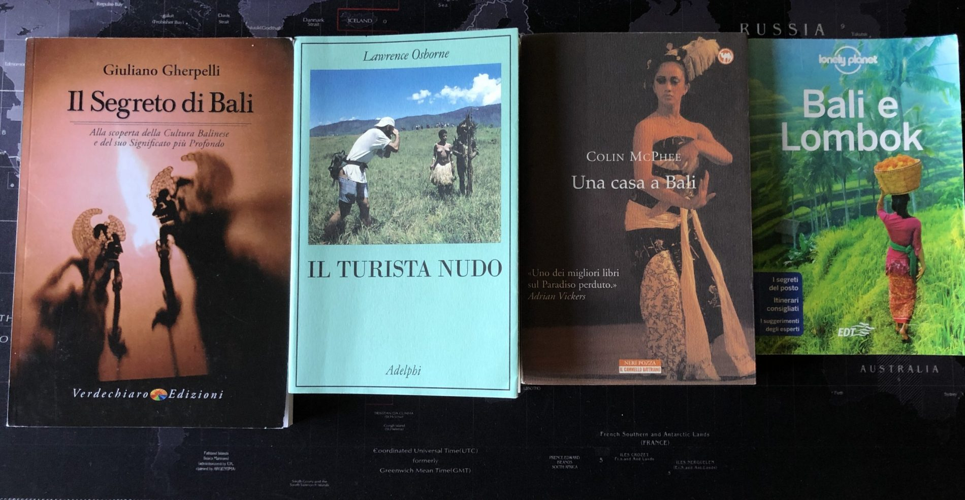 Libri su Bali