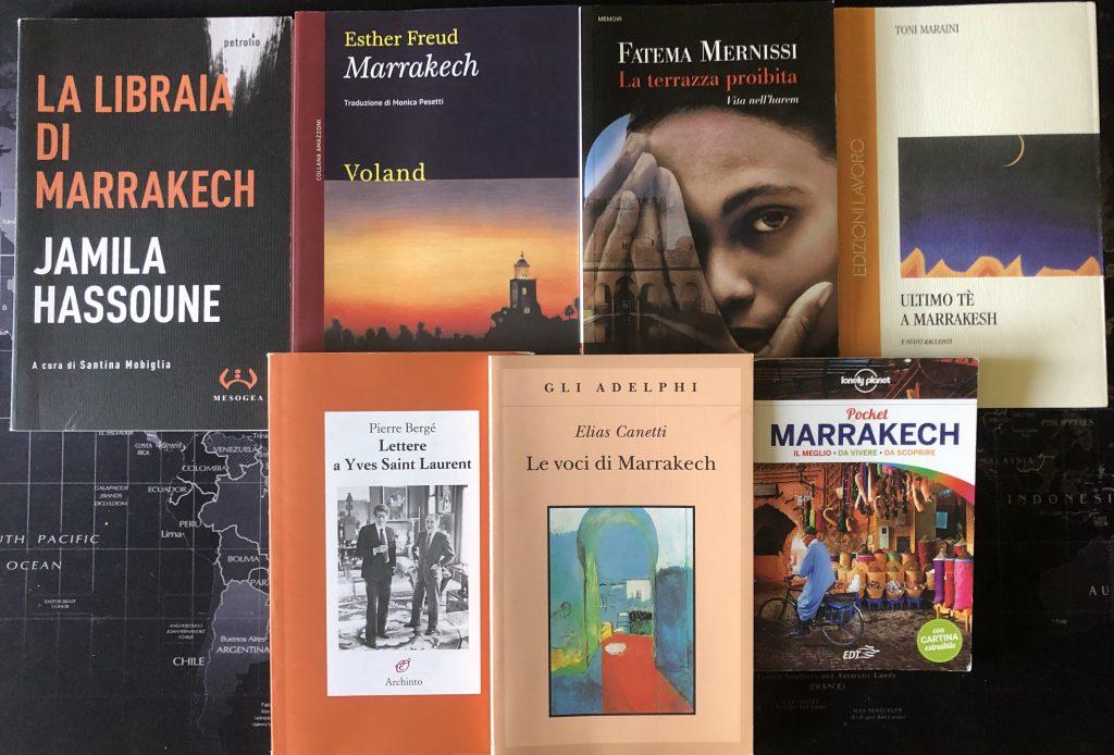 Libri su Marrakech