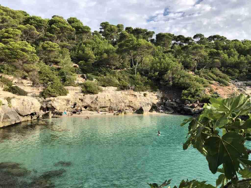Cala Mitijaneta Le spiagge di Minorca