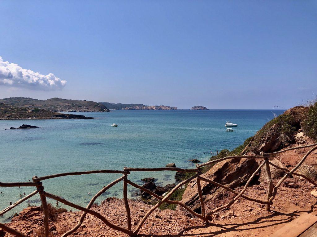 Spiaggia di Cavalleria Le spiagge di Minorca