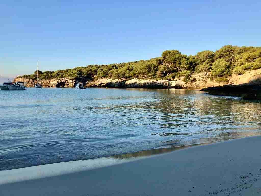 Cala En Turqueta Le spiagge di Minorca