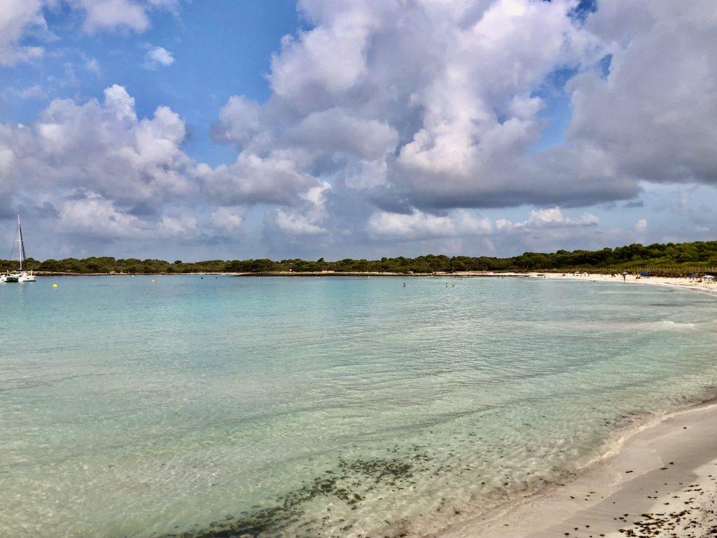 Son Saura Le spiagge di Minorca