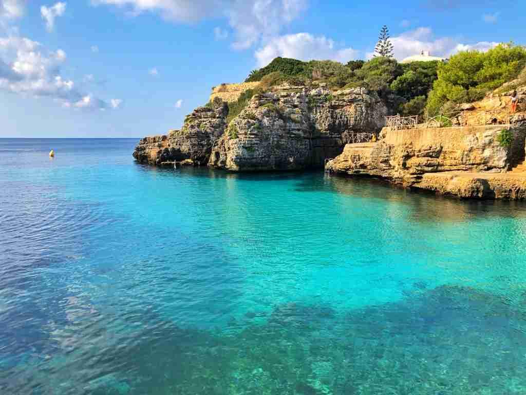 Cala En Brut Le spiagge di Minorca