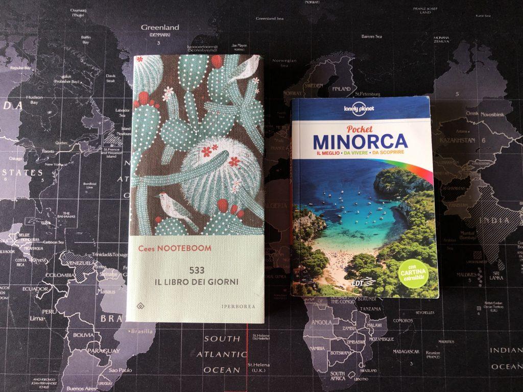 Libri su Minorca