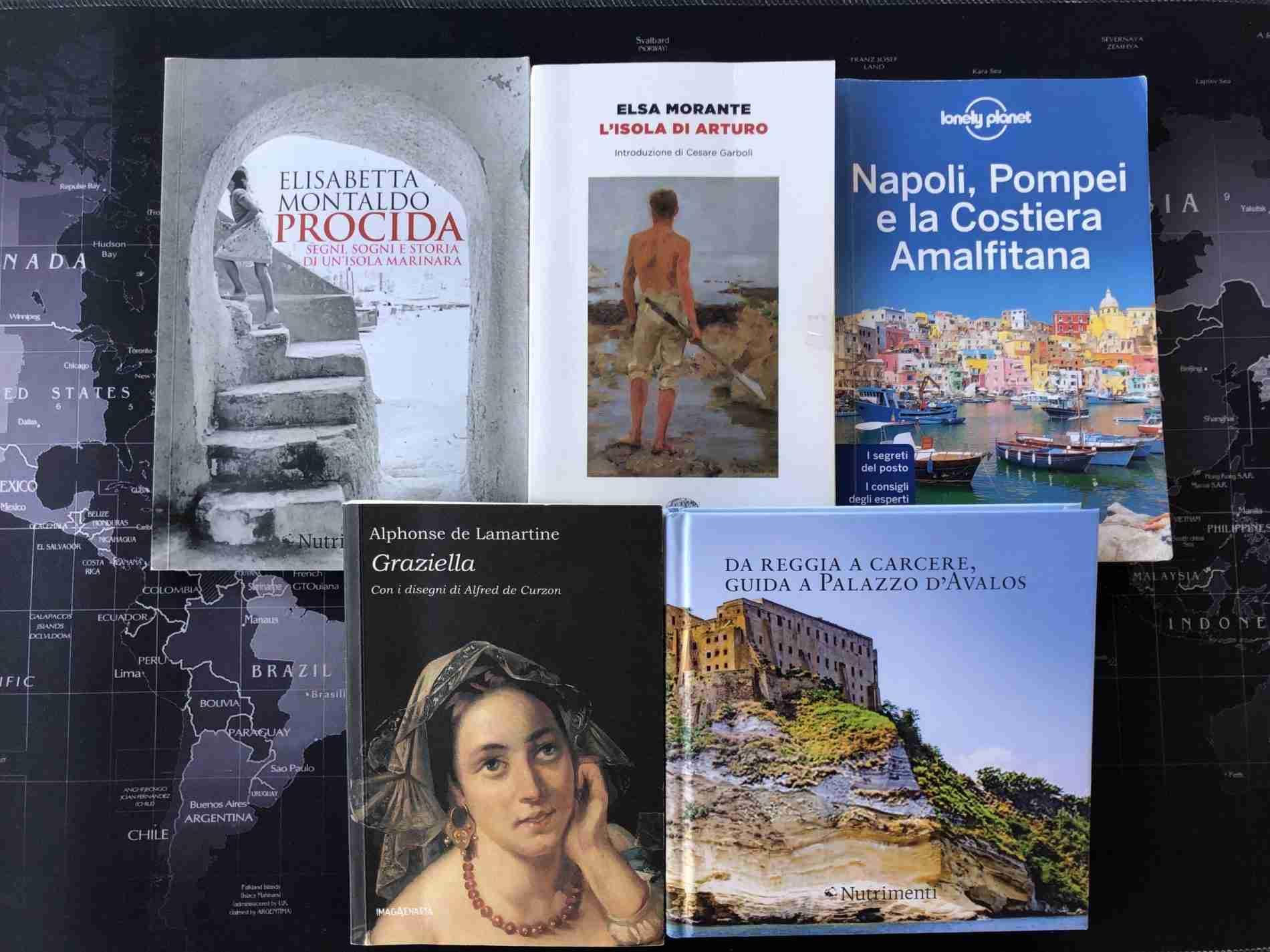 Libri su Procida