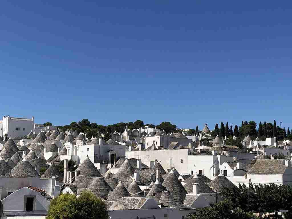 Belvedere Santa Lucia Alberobello