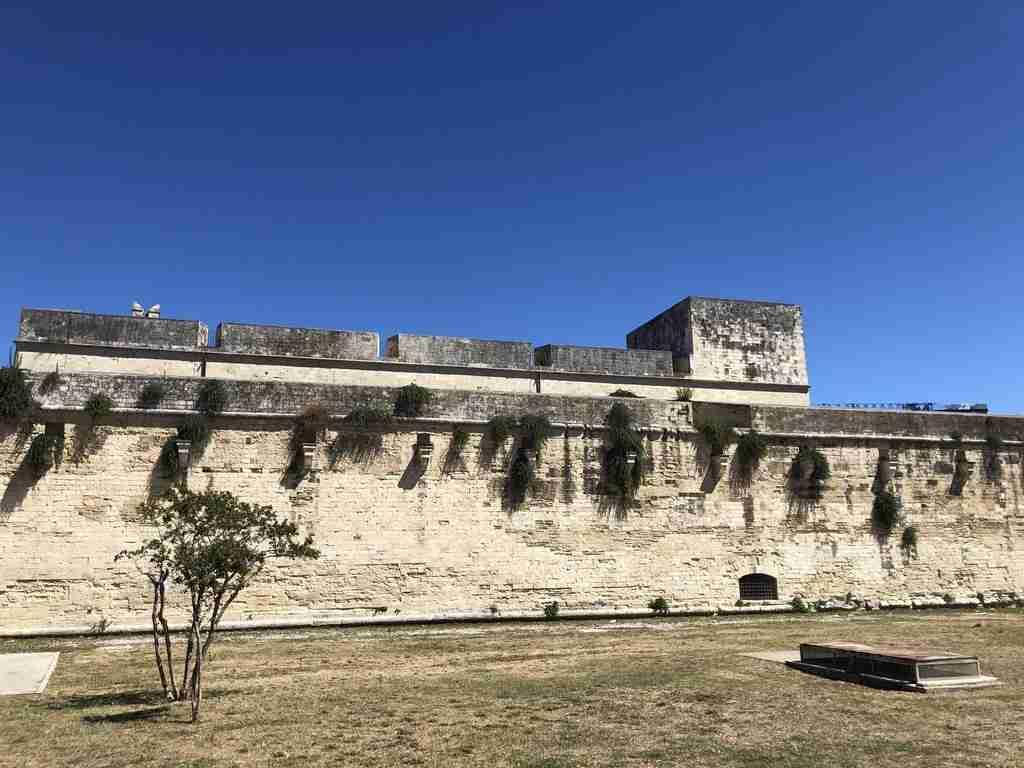 Le mura di Lecce