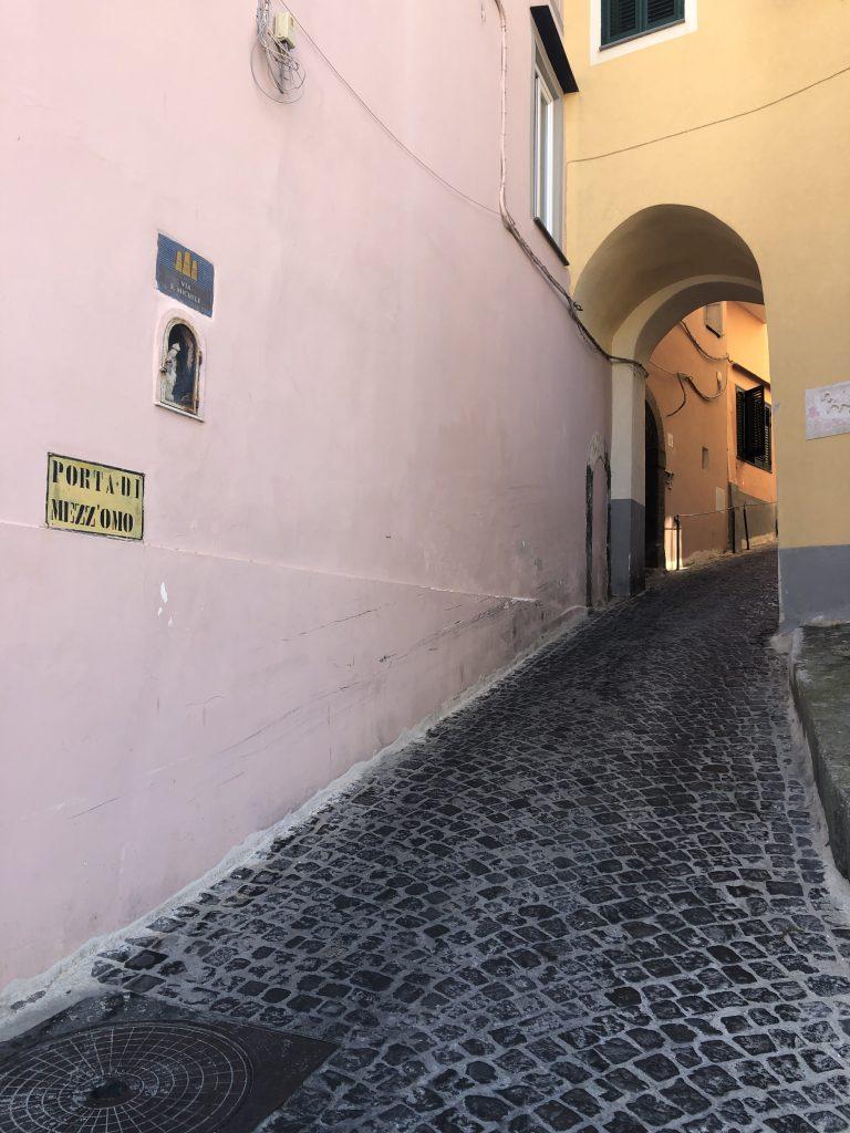 Terra Murata Procida capitale italiana della cultura 2022