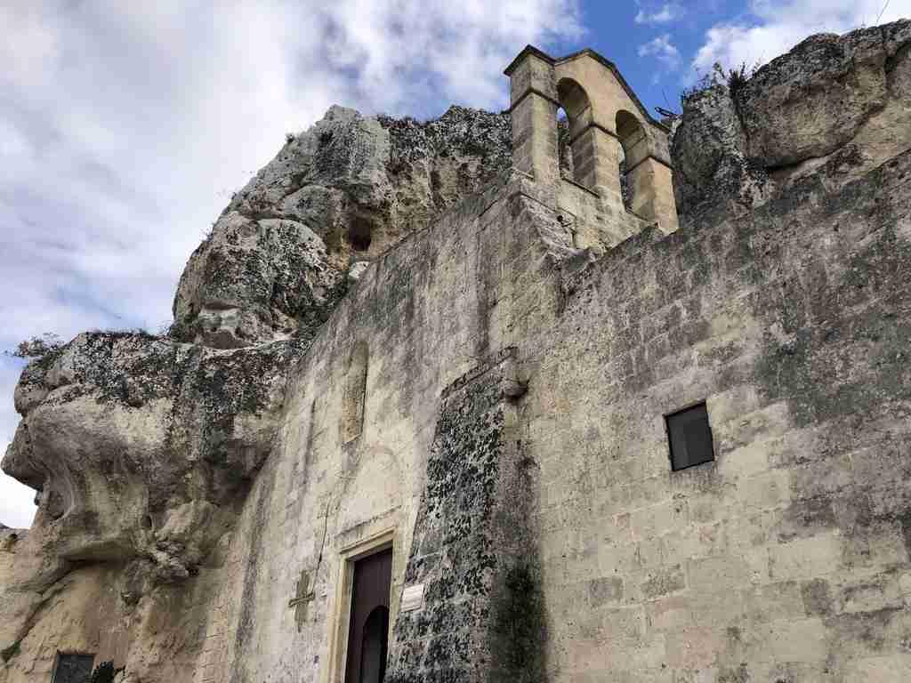 Santa Maria di Idris e San Giovanni in Monterrone Le chiese rupestri di Matera