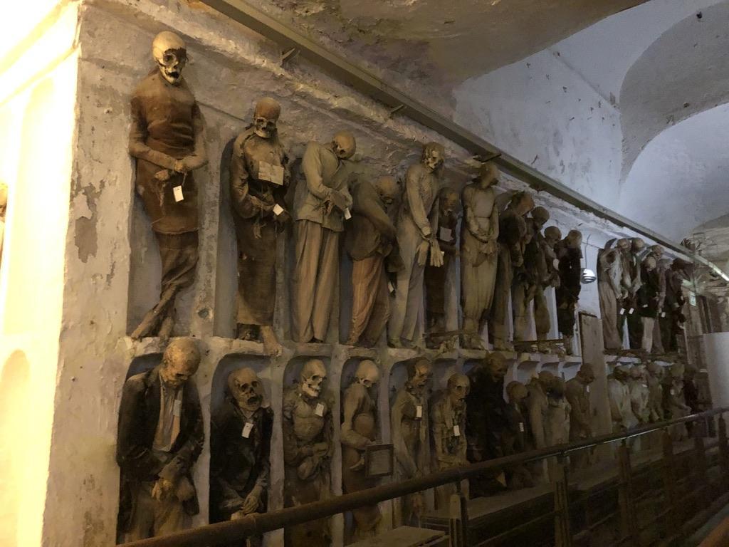 Le Catacombe dei Cappuccini