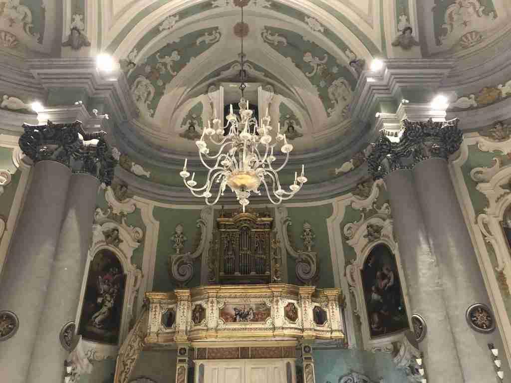 Chiesa del Purgatorio Il Piano e la Civita di Matera