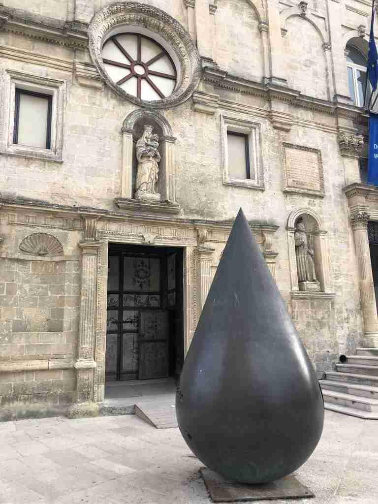 Palazzo Lanfranchi Il Piano e la Civita di Matera