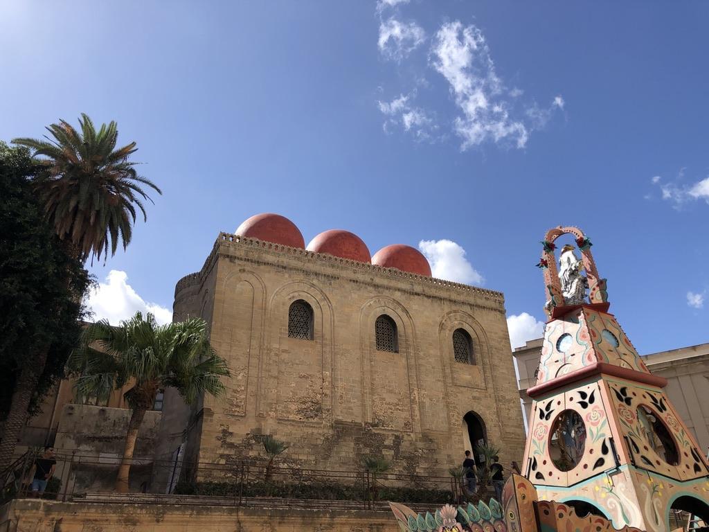 San Cataldo La Palermo arabo normanna