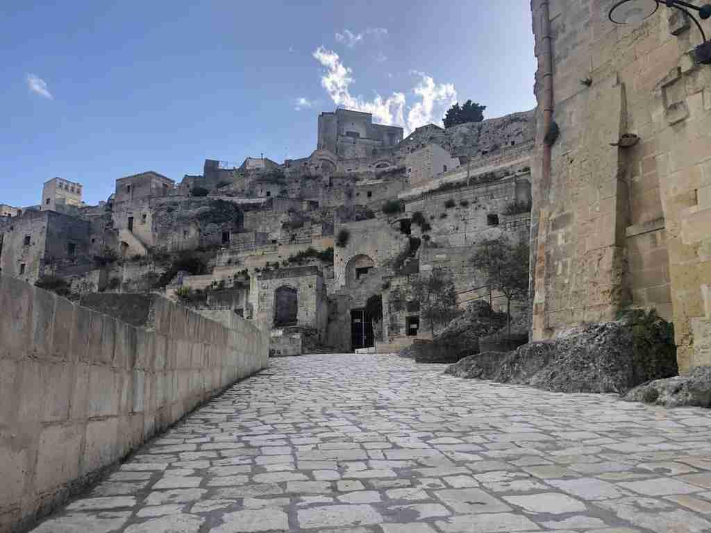 Sasso Caveoso I sassi di Matera