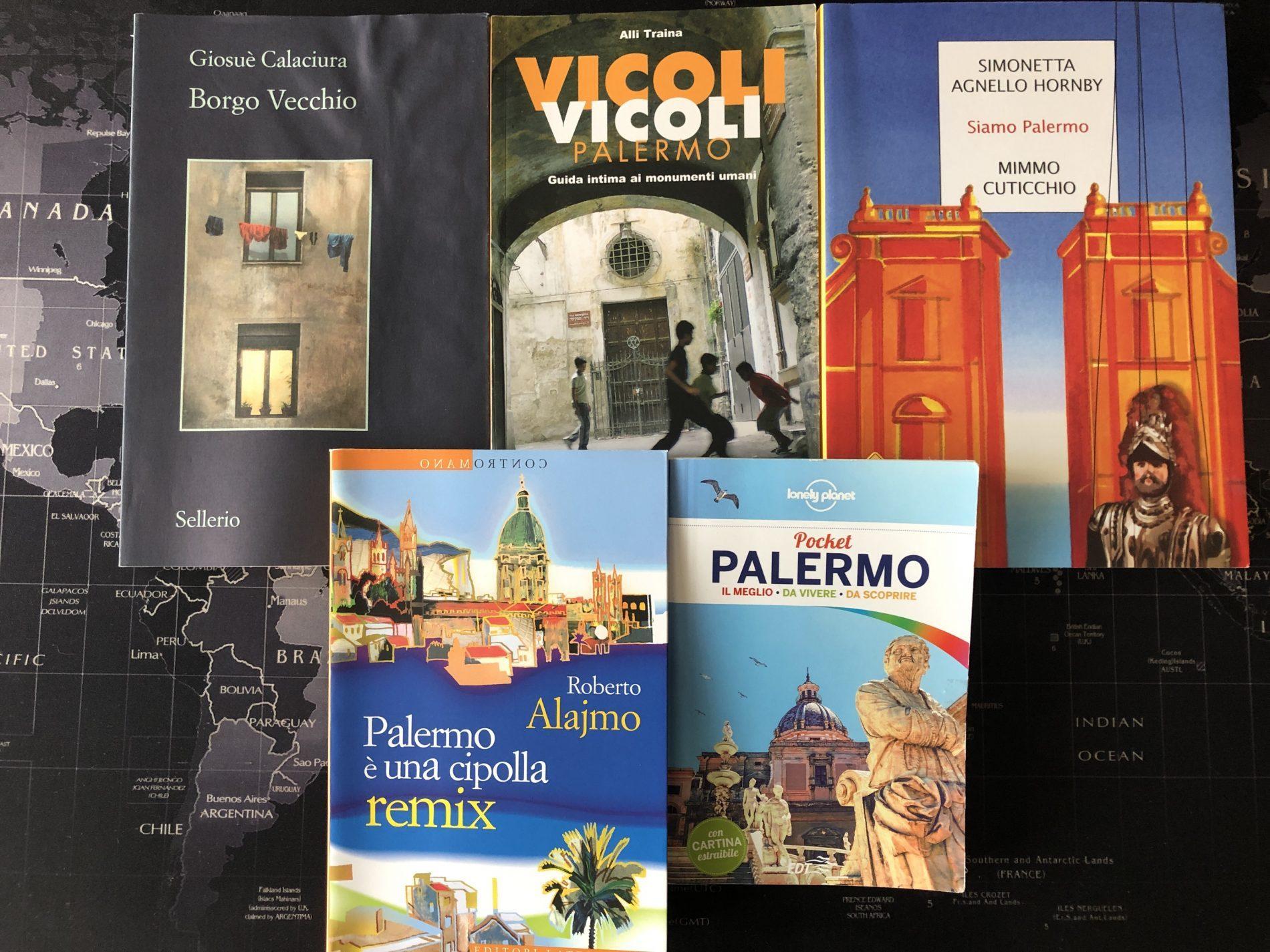 Libri su Palermo