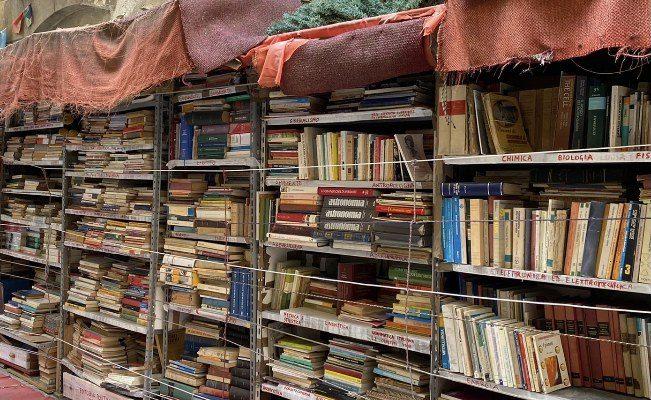 La biblioteca Tramonte