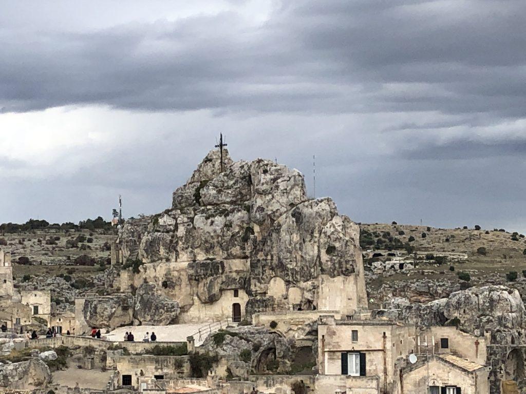 La Chiesa di Santa Maria de Idris Le chiese rupestri di Matera