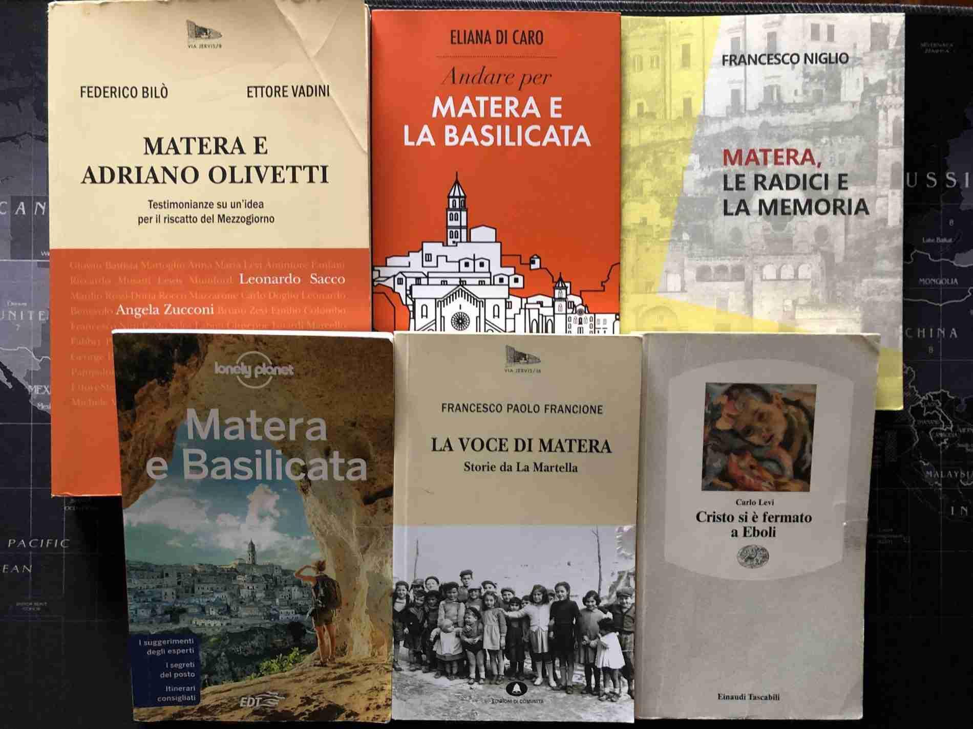 Libri su Matera