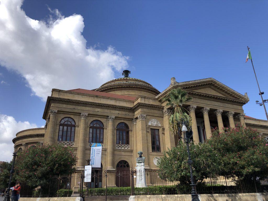 Il Teatro Massimo Palermo