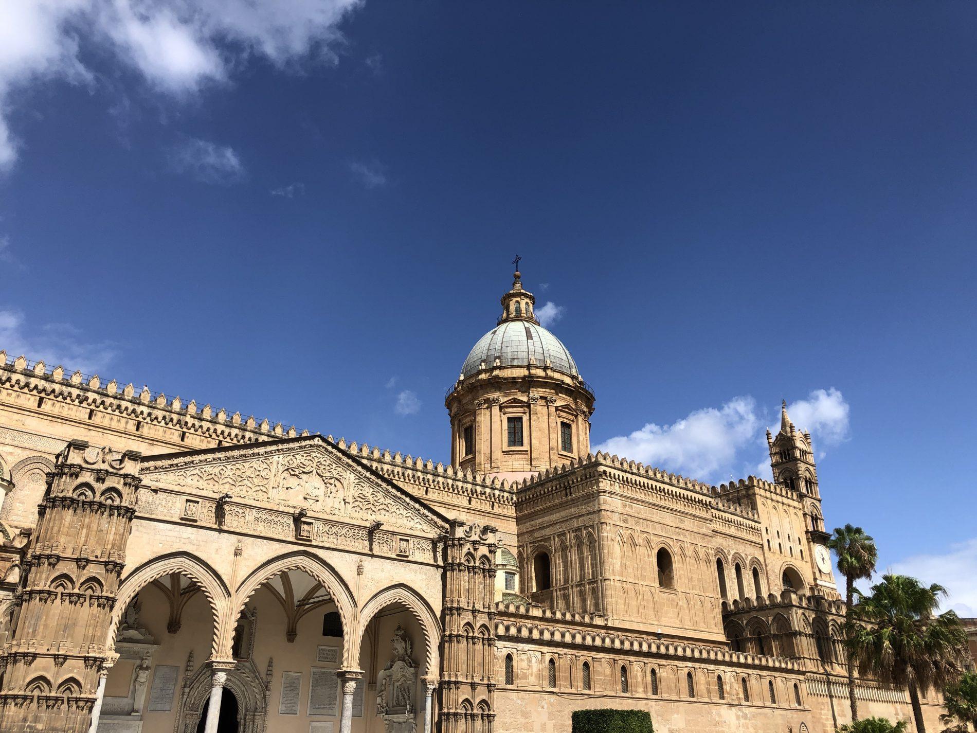 la Cattedrale di Palermo La Palermo arabo normanna
