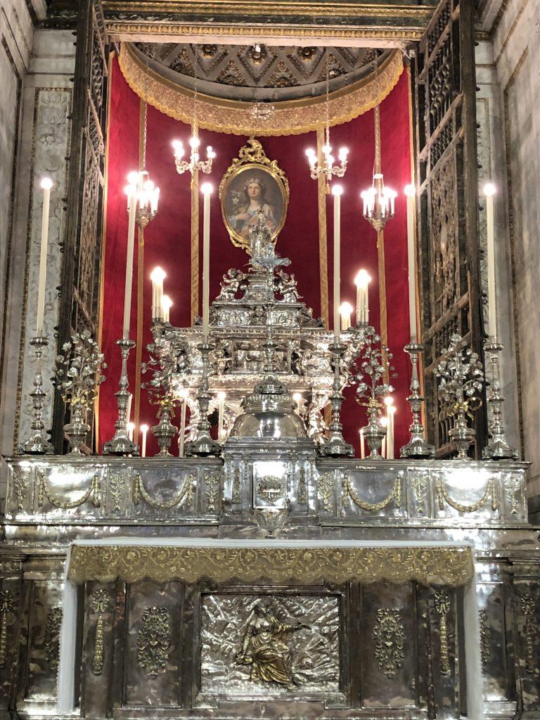 Santa Rosalia Palermo