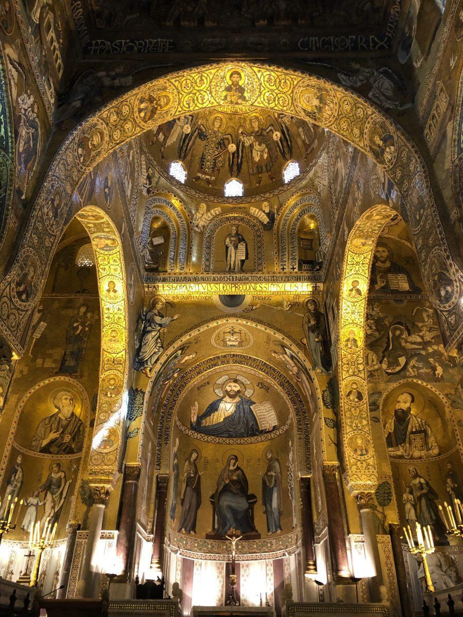 La Cappella Palatina La Palermo arabo normanna