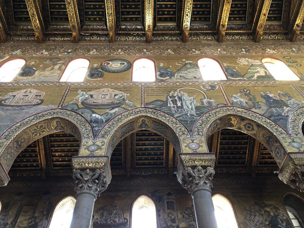 il Duomo di Monreale La Palermo arabo normanna