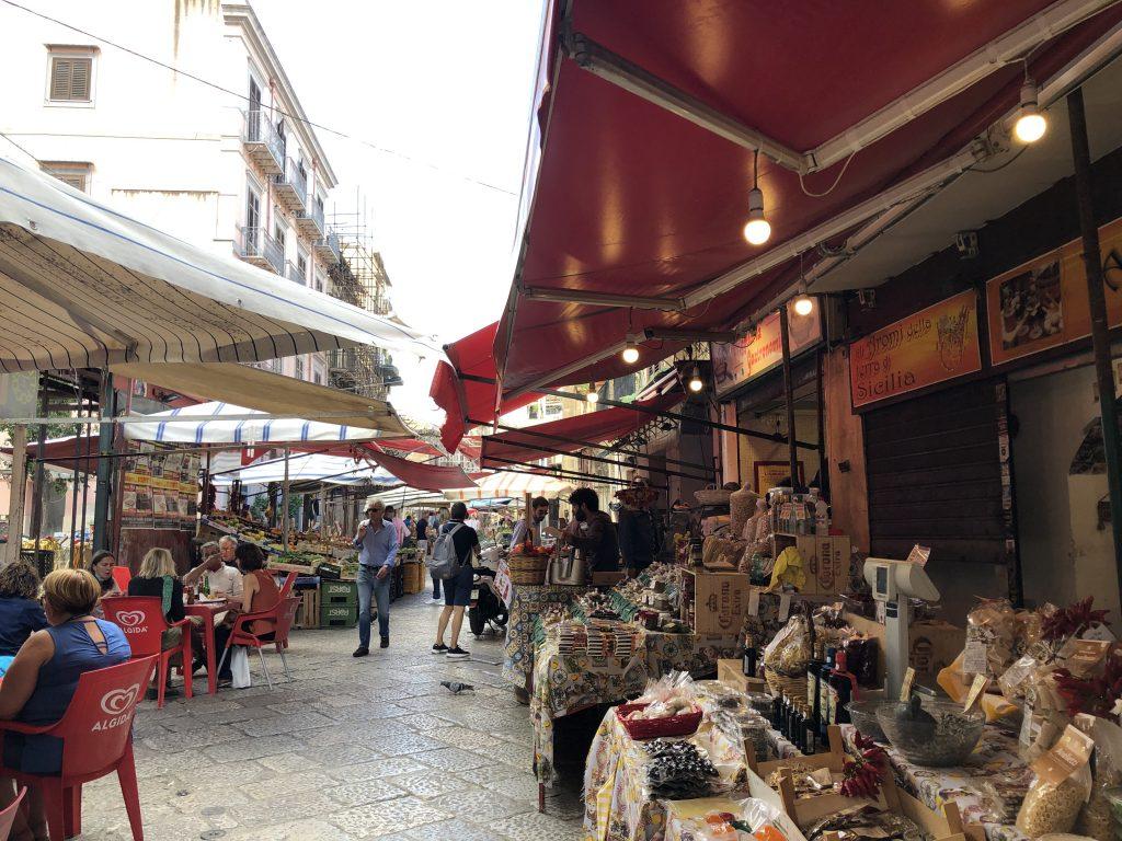 Il mercato del Capo