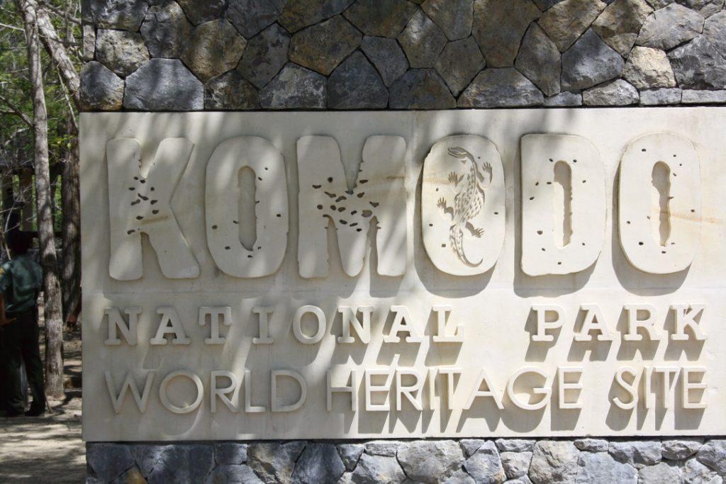 Il parco Nazionale di Komodo