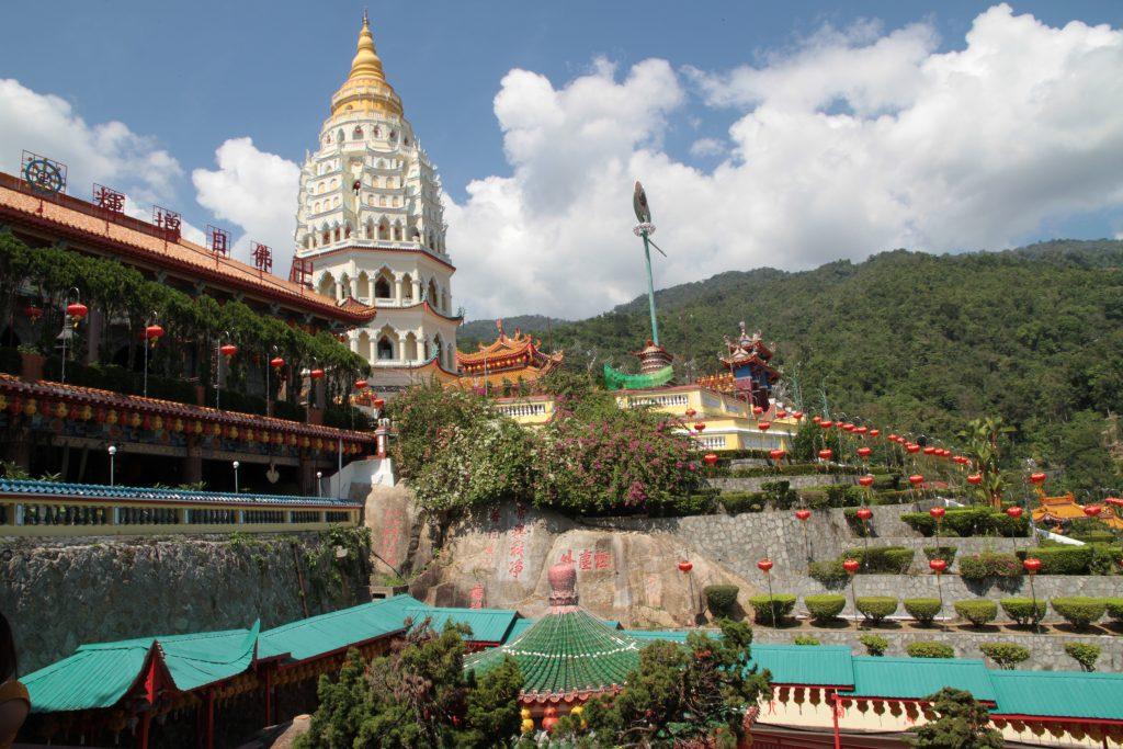 Kek Lok Si Temple La George Town dei Penarakan