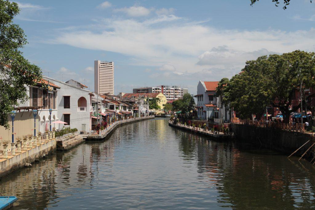 ll fiume Malacca