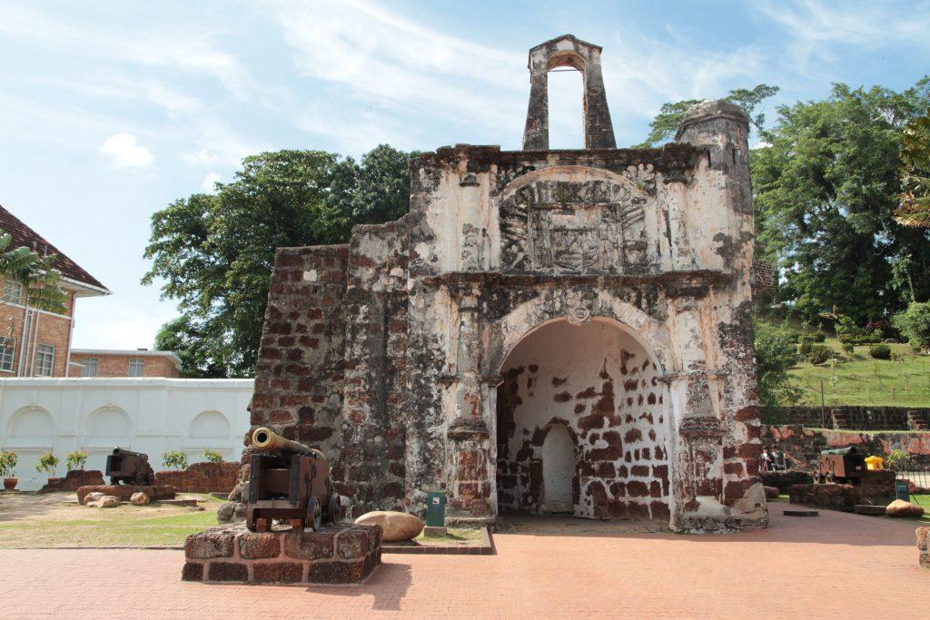 La Porta di Santiago Malacca